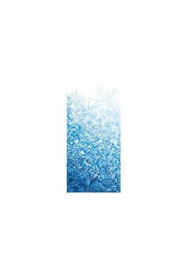 Artikel Renkli Kristaller Buzdolabı Sticker Renkli